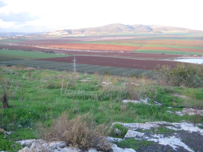 Harod Valley