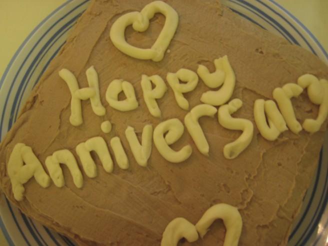 Anniversary date 018