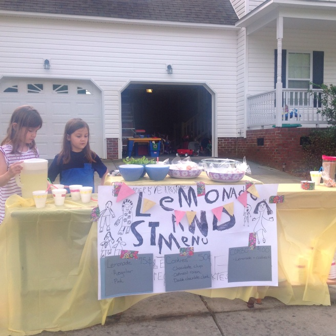 the greatest lemonade stand ever